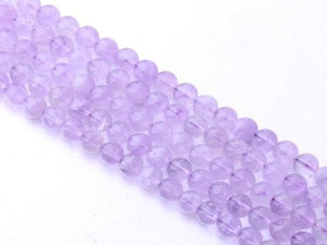 Cape Amethyst Round Beads 8Mm