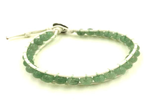 Aventurine Green Bracelet 8Mm