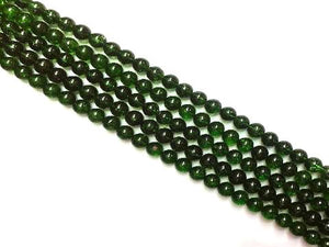 Color Crystal Quartz Green Apatite Round Beads 14Mm