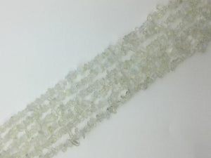 Synthetic Opal 36 Inch Chips 5X8Mm