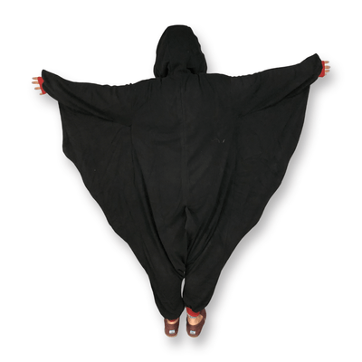 Bat Kigurumi - Bat Onesie with Wings