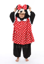 Minnie Mouse Kids Kigurumi