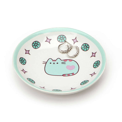Pusheen Trinket Tray - Blue