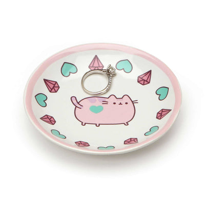 Pusheen Trinket Tray - Pink