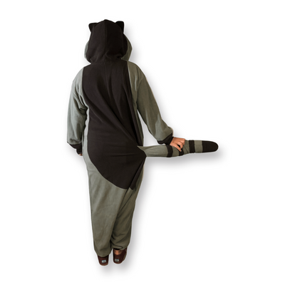 Raccoon Kigurumi - Raccoon Onesie