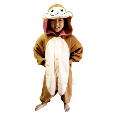 Japanese Monkey Onesie Kid 1