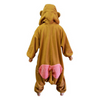 Japanese Monkey Onesie Kid 4