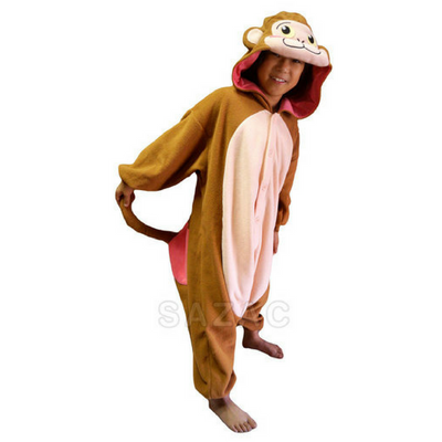 Japanese Monkey Onesie Kid 2