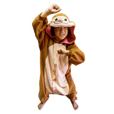 Japanese Monkey Onesie Kid 3