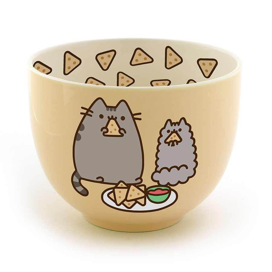 Pusheen Chips Snack Bowl