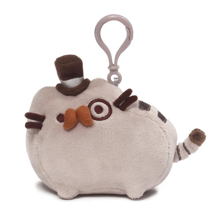 Pusheen Fancy Backpack Clip