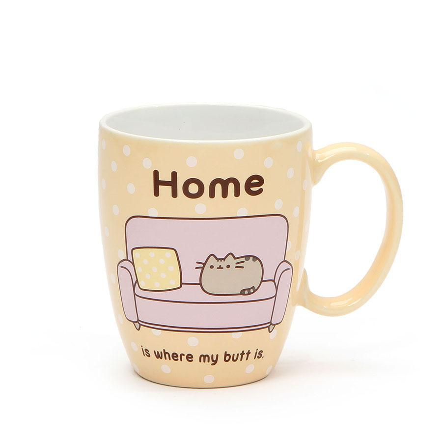 Pusheen Home Mug - Kutame