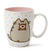 Pusheen with Donut Mug