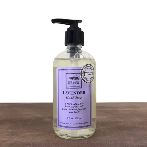 The Good Home Co. Lavender Hand Soap 8oz