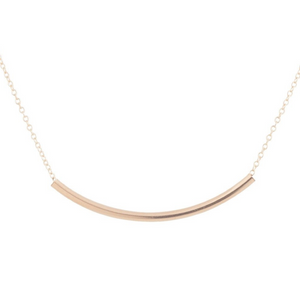 "enewton 16"" Necklace Gold - Bliss Bar Gold"