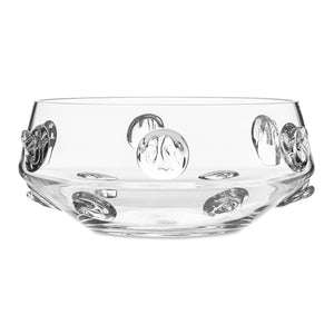 "Florence Clear 10"" Serving Bowl"