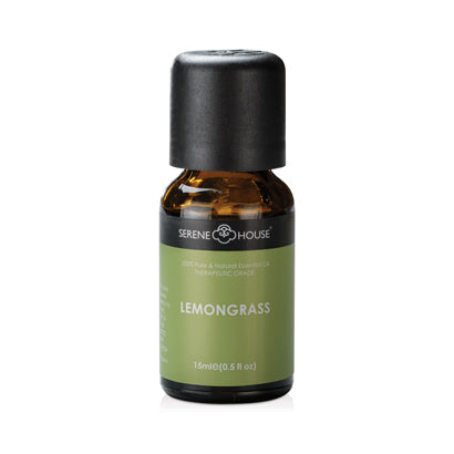 Serene House Lemongrass Essential Oil