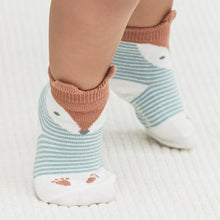 Load image into Gallery viewer, Elegant Baby Fox Non Slip Sock Set