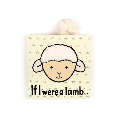 Jellycat If I Were a Lamb Book