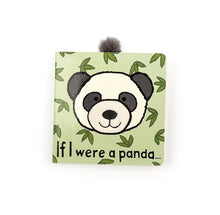 Load image into Gallery viewer, Jellycat If I were a panda Board Book