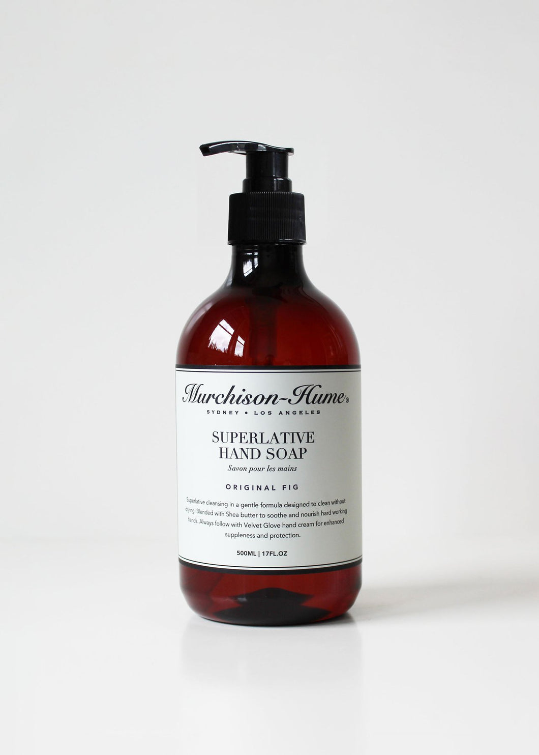 Murchison-Hume Superlative Hand Soap - Original Fig
