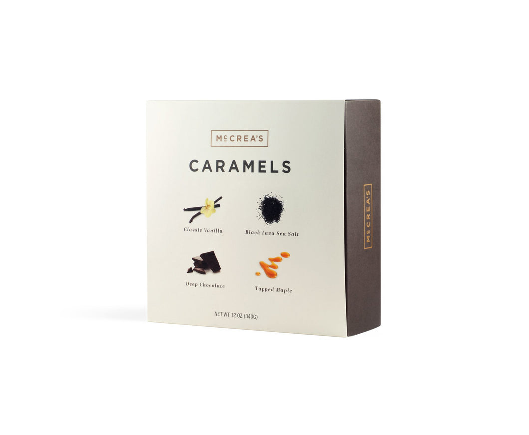 McCrea's Hand Crafted Caramels Small Party Box