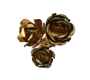 Kim Seybert Bouquet Napkin Ring - Set of 4