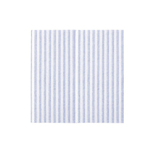 Vietri Papersoft Napkins Capri Blue Dinner Napkins (Pack of 20)