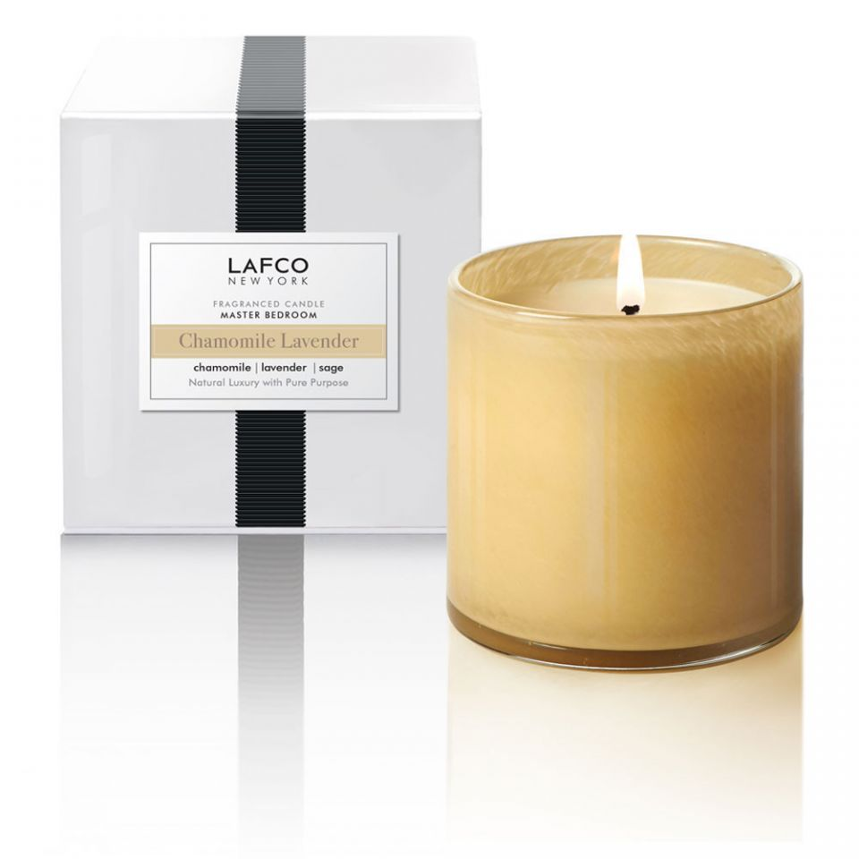 LAFCO Chamomile Lavender 15.5oz Candle - Master Bedroom