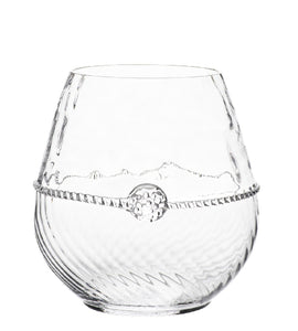 Juliska Graham Stemless Red Wine Glass