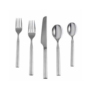 Simon Pearce Hartland 5-Piece Flatware Setting in Gift Box