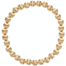 Load image into Gallery viewer, enewton Dignity Gold 6mm Bead Bracelet