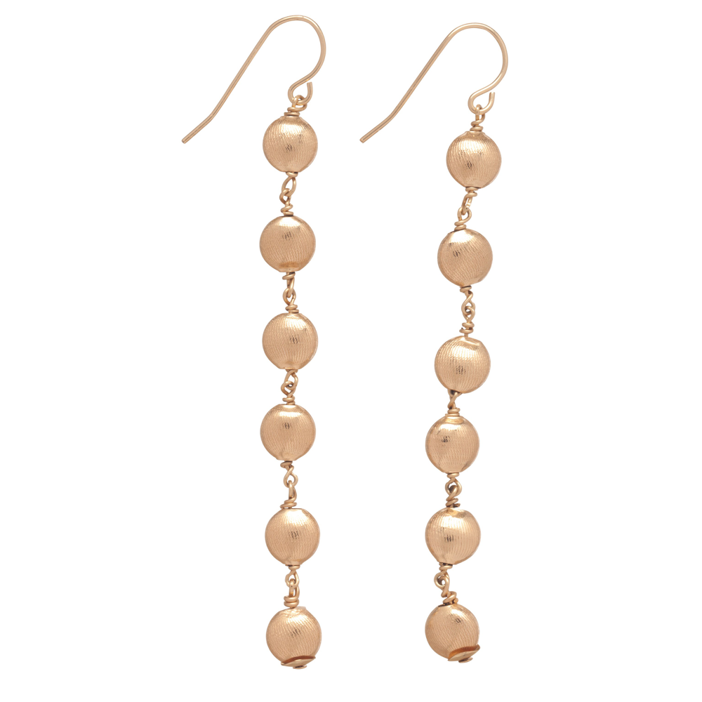 Enewton Honesty Gold Drop Earrings