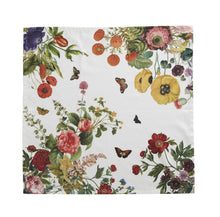 Load image into Gallery viewer, Juliska Field of Flowers White Napkin