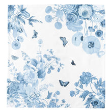 Load image into Gallery viewer, Juliska Field of Flowers Chambray Napkin