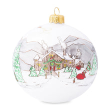 Load image into Gallery viewer, Juliska Limited Edition North Pole Glass Ornament