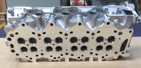 Cylinder Head Ford/Mazda WEC 4 Cyl 2953cc 16 Valve DOHC Using New Casting
