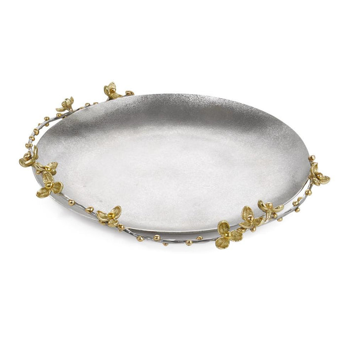 Bittersweet Round Platter, , Home, Michael Aram, D'Amore Jewelers