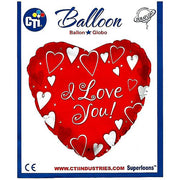 "17"" Balloon - I Love You"