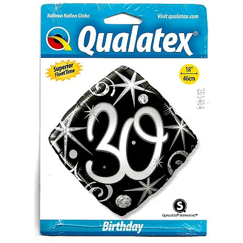 "Qualatex 18"" Foil Balloon - 30"