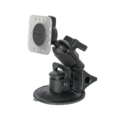 PIVOT Shorty Single Suction Cup Mount