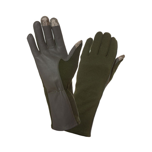 FlyBoys Flight Gloves - Touch-Screen Compatible