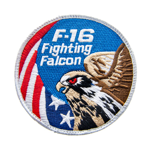 F-16 Fighting Falcon Patch (4-inch)