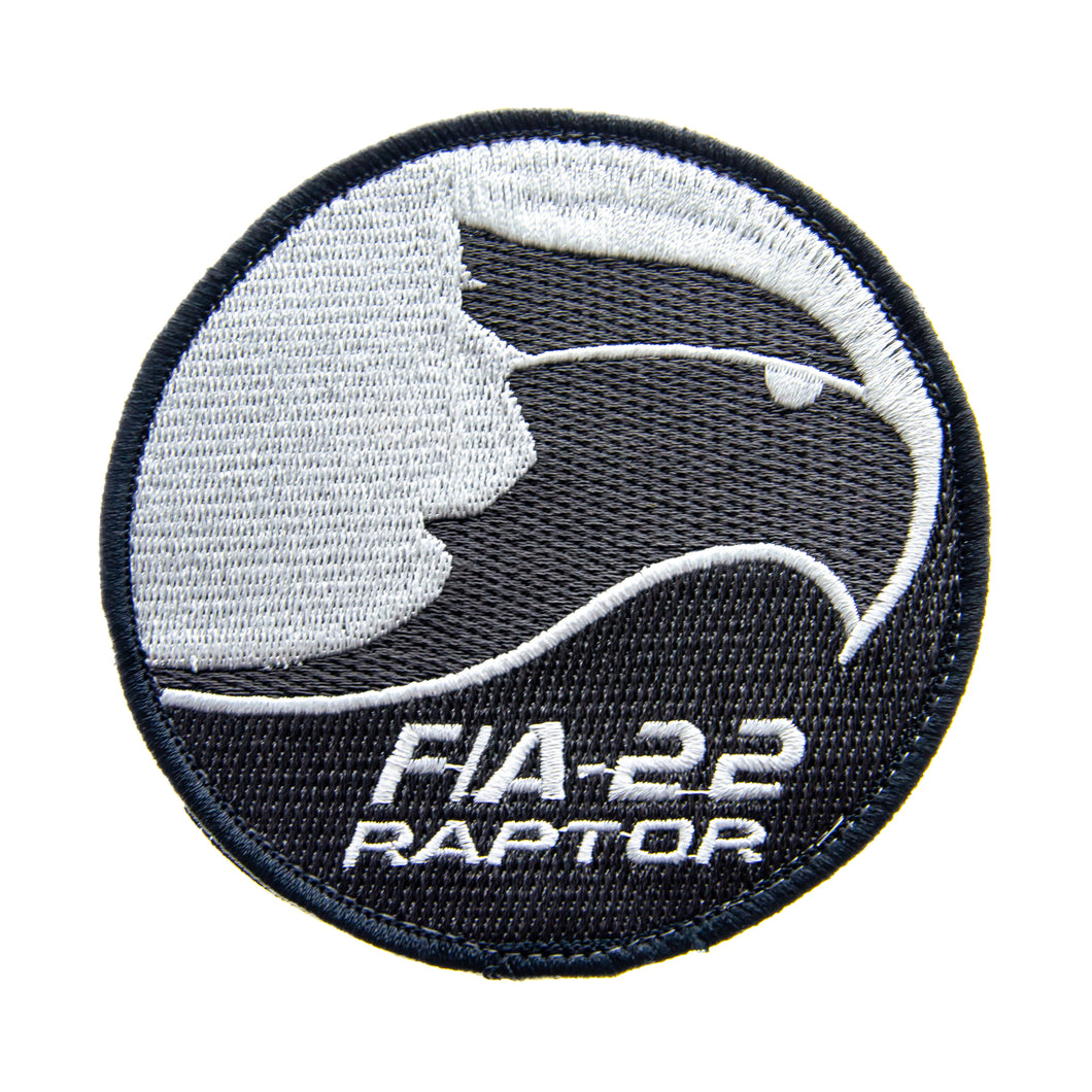 F/A-22 Raptor Patch (4-inch)