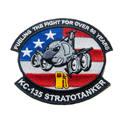KC-135 Stratotanker Patch (4-inch)