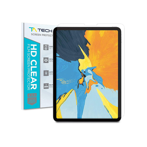 Tech Armor Anti-Glare Film Screen Protector for Apple iPad Pro 11-inch [2-Pack]