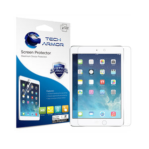 Tech Armor Anti-Glare Matte Screen Protector for Apple iPad Air 1/2 [2-Pack)