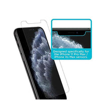 Load image into Gallery viewer, Tech Armor Ballistic Glass Screen Protector for Apple 11 Pro Max/ iPhone XS Max - [3-Pack]
