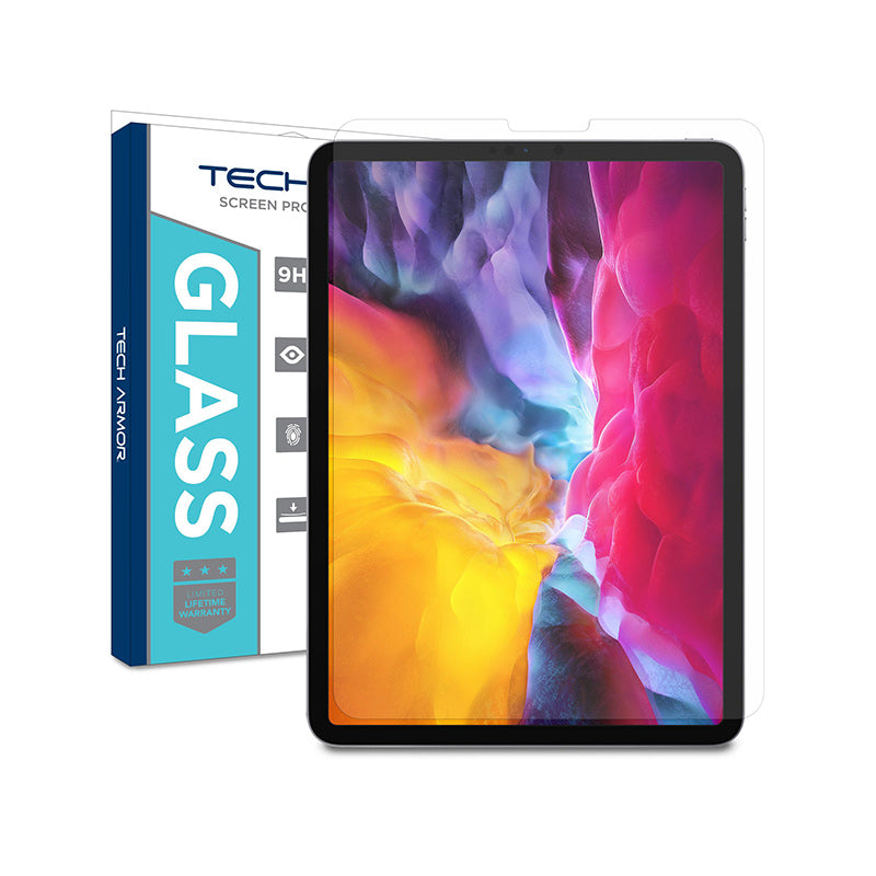 Tech Armor Ballistic Glass Screen Protector for iPad Pro 11-inch/iPad Air (4th gen.) - [1-Pack]