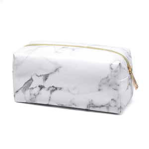 Marble Multi-Purpose Pouch - Dress My Desk
